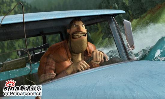 图文:哥伦比亚动画片《丛林大反攻》剧照(54)