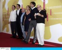 组图:63届威尼斯电影节《好莱坞庄园》发布会