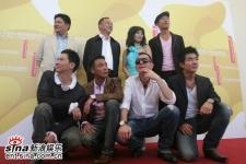 组图:杜琪峰《放逐》发布会透露不排除拍前传