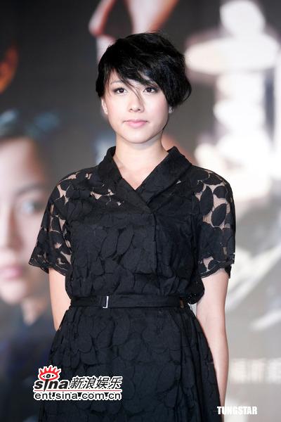 ...   主演的台湾电影   《诡丝》   25日举行记者会,女主角