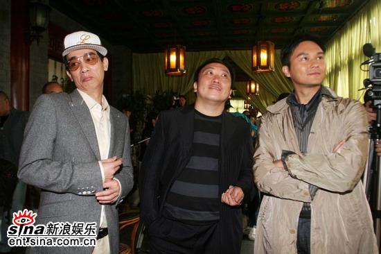 图文:《卧虎》北京发布会--港式无厘头