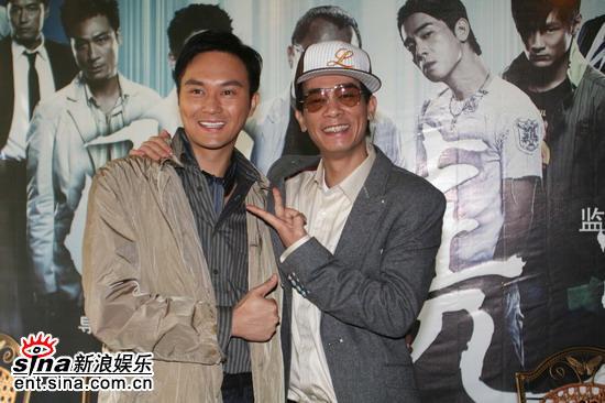 图文:《卧虎》北京发布会--喜笑颜开