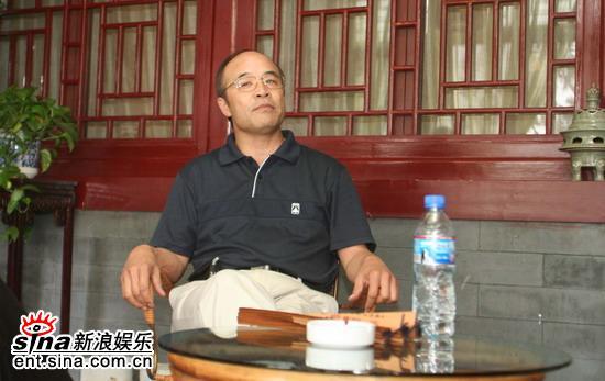 图文:《卧虎》北京发布会--新影联总经理高军