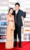 组图:第11届釜山电影节开幕女星服饰黑色主打