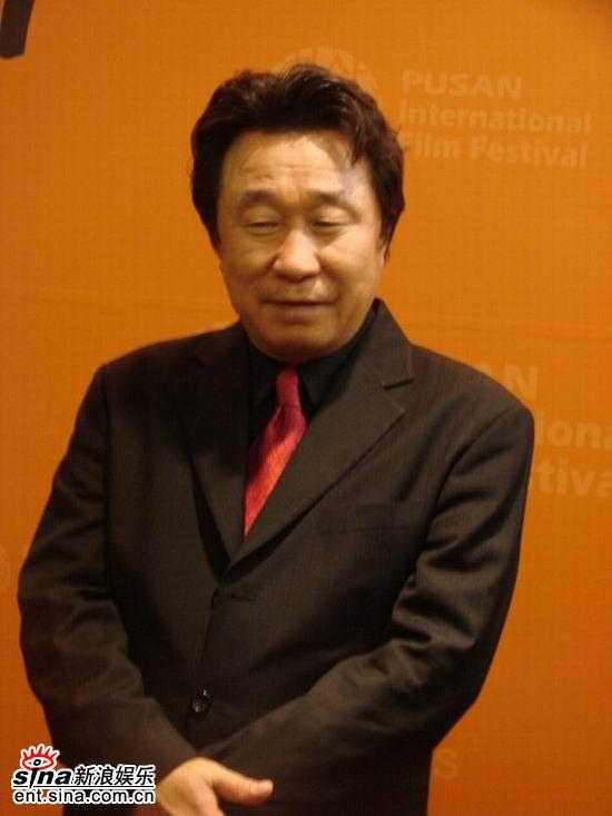 第11届釜山国际电影节-第11届釜山电影节开幕酒会 林合龙图片