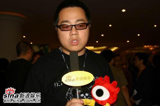 图文:亚洲电影协会party-导演彭浩翔