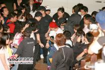 组图:《卧虎》香港首映张智霖反面角色处女作