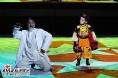 第十五届金鸡百花电影节开幕唱响中国风(组图)