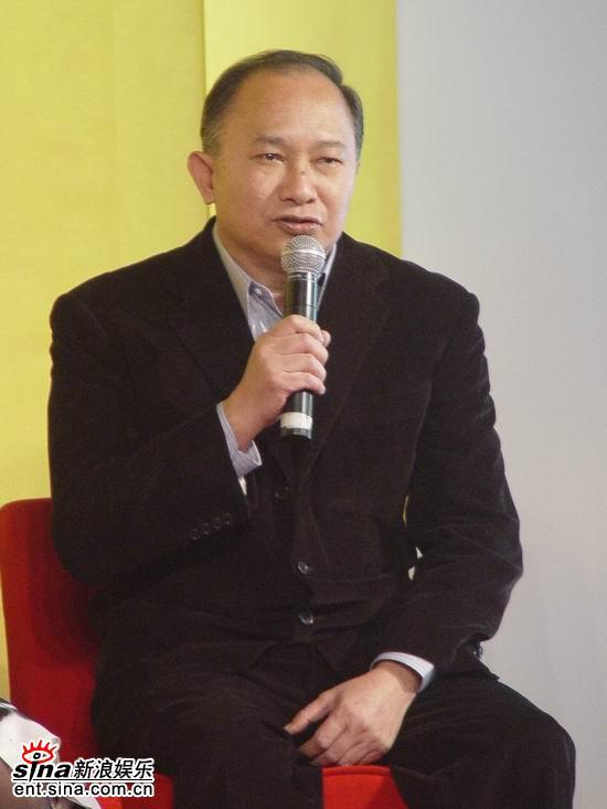 图文:《天堂口》发布会--吴宇森十年后的回归
