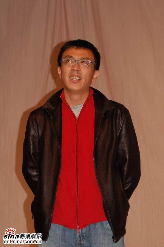 图文:《三峡好人》北大点映--刘小东