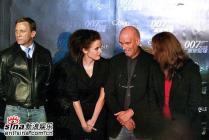《007皇家赌场》北京发布会众主创悉数亮相