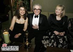 组图:马丁-斯科塞斯获最佳导演无冕之王加冕