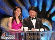 亚洲电影大奖揭晓《汉江怪物》独吞四奖(组图)