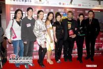 组图:吕克-贝松《亚瑟》香港首映众明星捧场