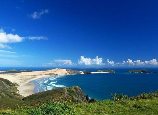 电影中的八处顶级风景--《指环王》(新西兰)