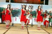 组图:女子十二乐坊百代首张专辑《辉煌》发布