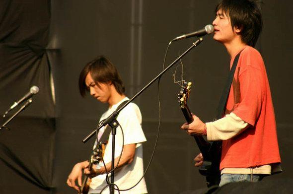 图文:2004迷笛音乐节落幕(21)