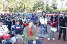 视频:房祖名北京首唱阳光少年征服校园(组图)