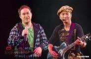 组图:许冠杰演唱会尾场和梁咏琪深情拥吻合唱
