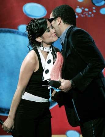 图文:2004MTV拉丁音乐奖颁奖(3)