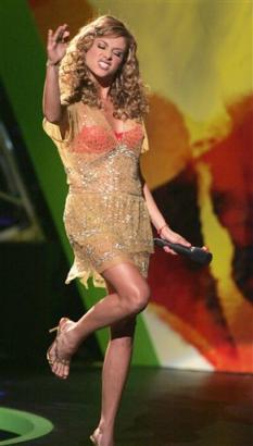 图文:2004MTV拉丁音乐奖颁奖(14)