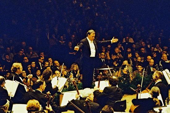 资料图片:以色列爱乐乐团(2)