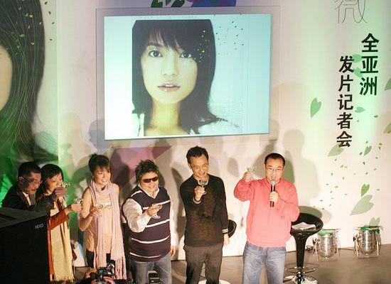 图文:赵薇新专辑《飘》推出(10)