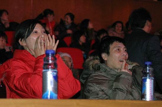 图文:孙楠北京个唱开锣(8)