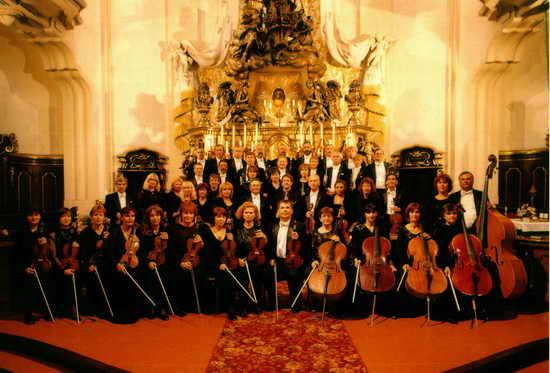 图文:维也纳施特劳斯王朝圆舞曲乐团照片(5)