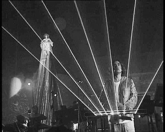 """电子乐之父让-雅尔23年后重返中国""""激光灿烂"""""""