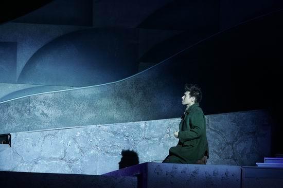 图文:张学友《雪狼湖》首演观众泪洒平安夜(21)