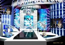 第五届百事音乐风云榜颁奖礼舞美设计方案投票