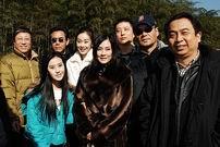 组图:陈宝国主演《越王勾践》浙江顺利关机