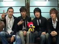 视频:韩国组合Take将发新碟独家问候新浪网友