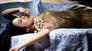 莫文蔚妩媚睡姿