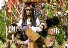 电影中的顶级风景--《加勒比海盗》巴哈马群岛