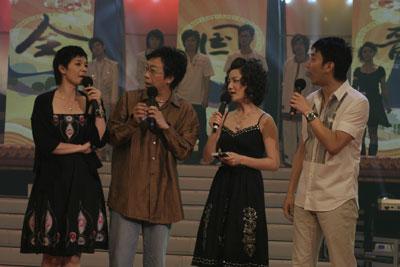 06年中国第一场秀彩铃大赛经历风雨见彩虹(图)