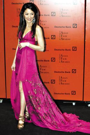 香港电影节带来时尚青红皂白鉴色识人