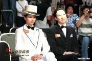 组图:梁咏琪《大娱乐家》里扮绅士亦庄亦谐