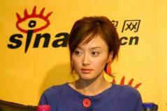 《龙票》主演黄晓明修庆秦岚作客新浪聊天(2)(图)