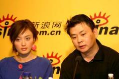 《龙票》主演黄晓明修庆秦岚作客新浪聊天(3)(图)