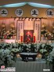 组图:林百欣丧礼举行黎明刘德华等前往悼念
