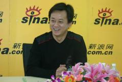 视频:主持人朱军作客新浪聊自己的艺术人生