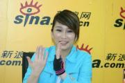 台湾女歌手温岚作客新浪聊新专辑(视频)