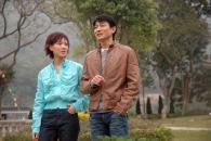 组图:刘德华衣锦还乡拍摄香港旅游宣传片