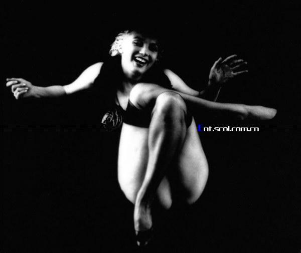 图文:凝固在回忆中的玛丽莲-梦露(13)