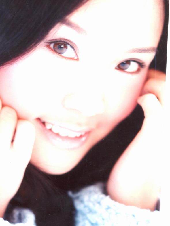 资料图片:05星姐选举第6期参赛选手-胡抒雯