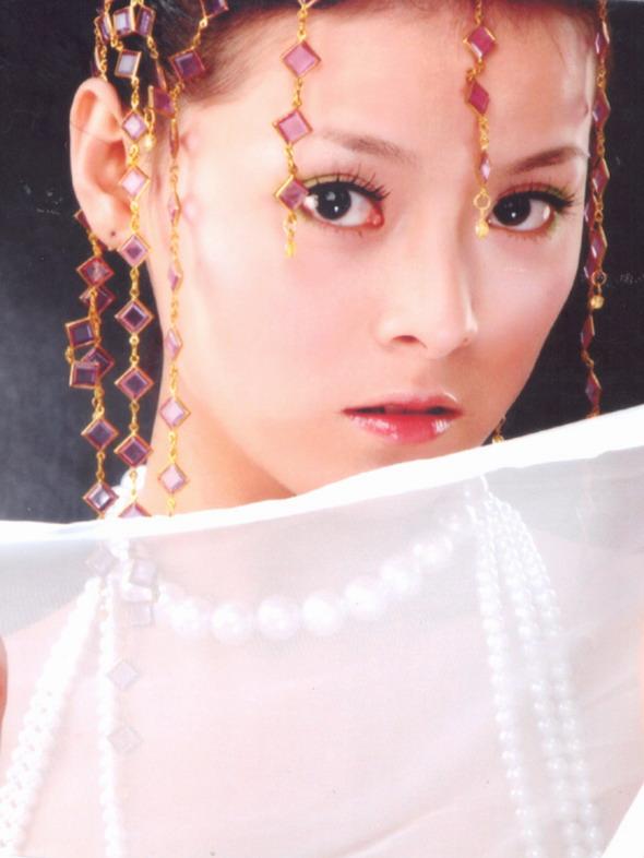 资料图片:05星姐选举第10期参赛选手-王维湘