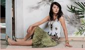 7月22日最美女星:韩佳仁动感青春张扬性感