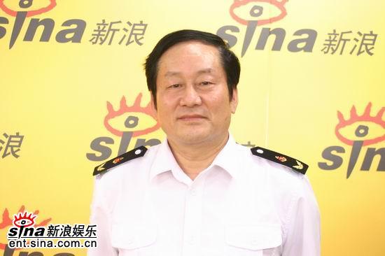 图文:唐国强周振天作客新浪嘉宾聊天室(5)
